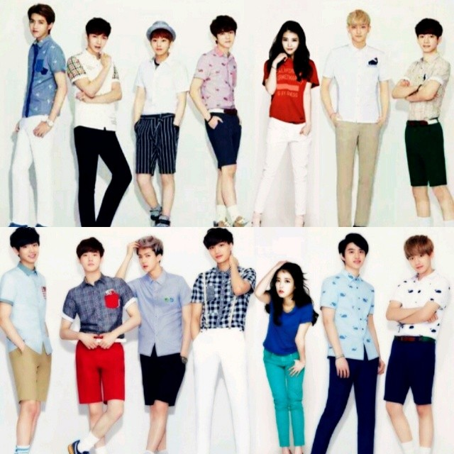 Kumpulan Fanfiction IU&EXO (All Fanfiction EXOIU)